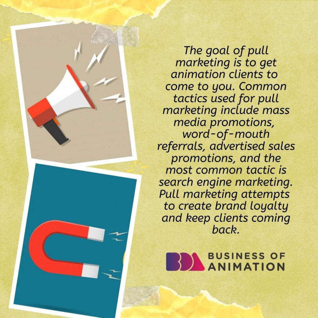 Pull Marketing