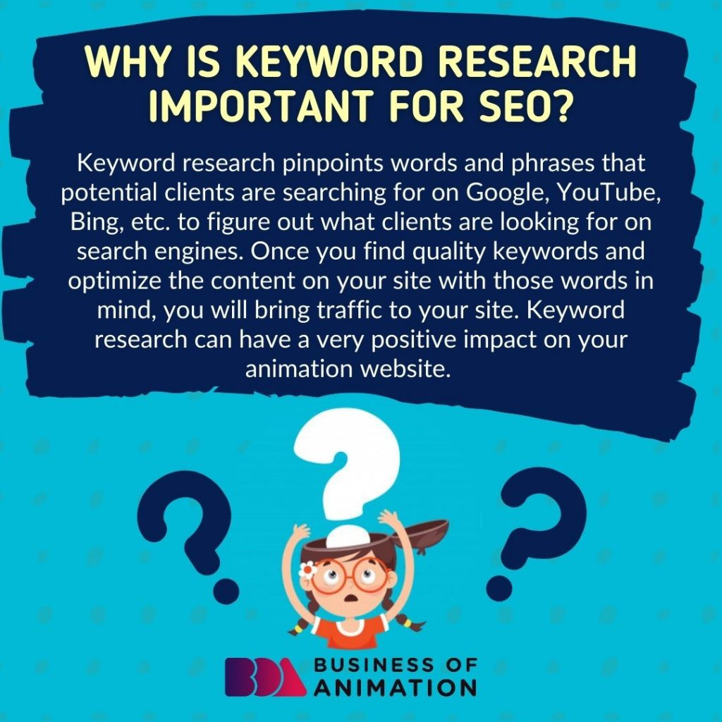 Why Is Keyword Research Important for SEO?