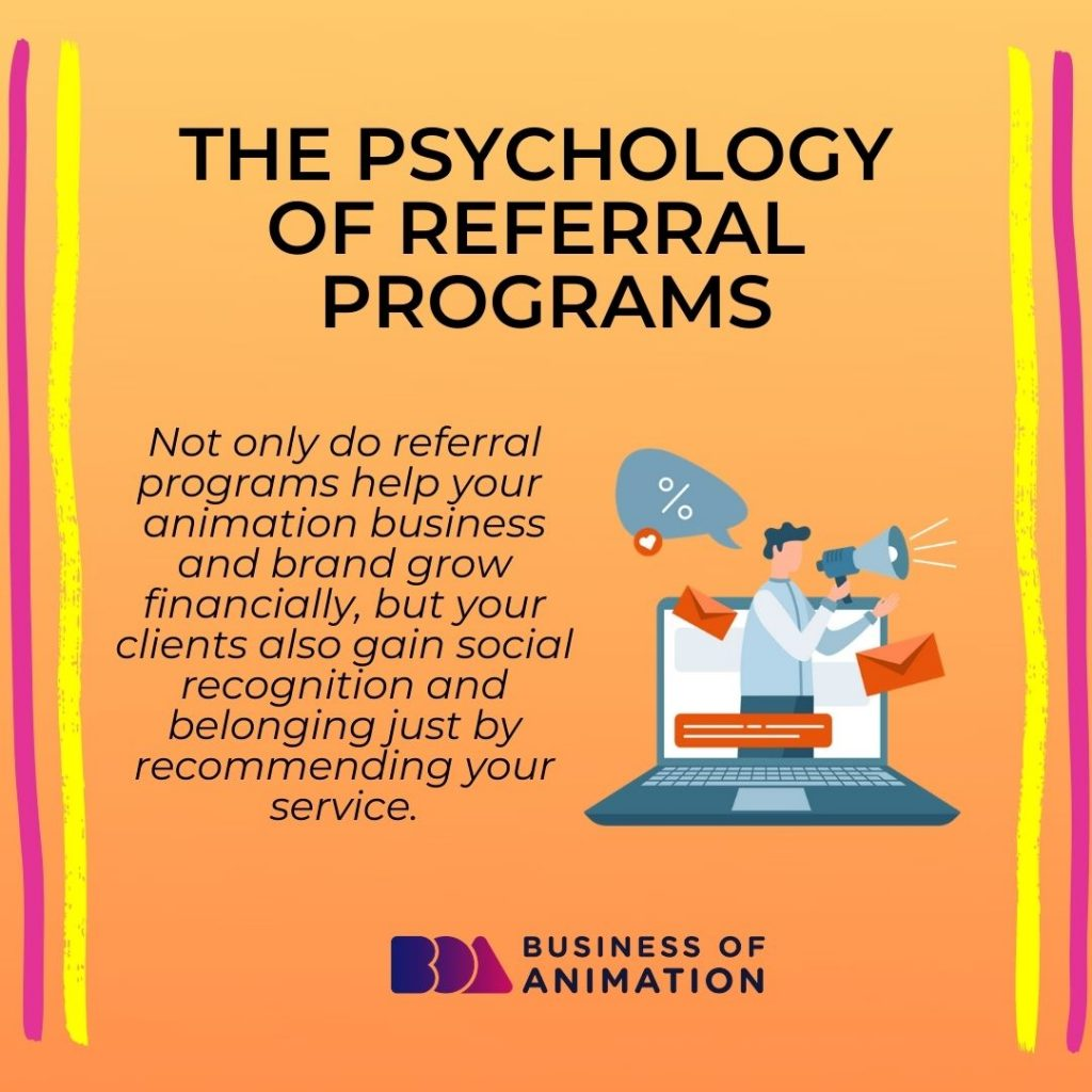 The Psychology of Referral Programs