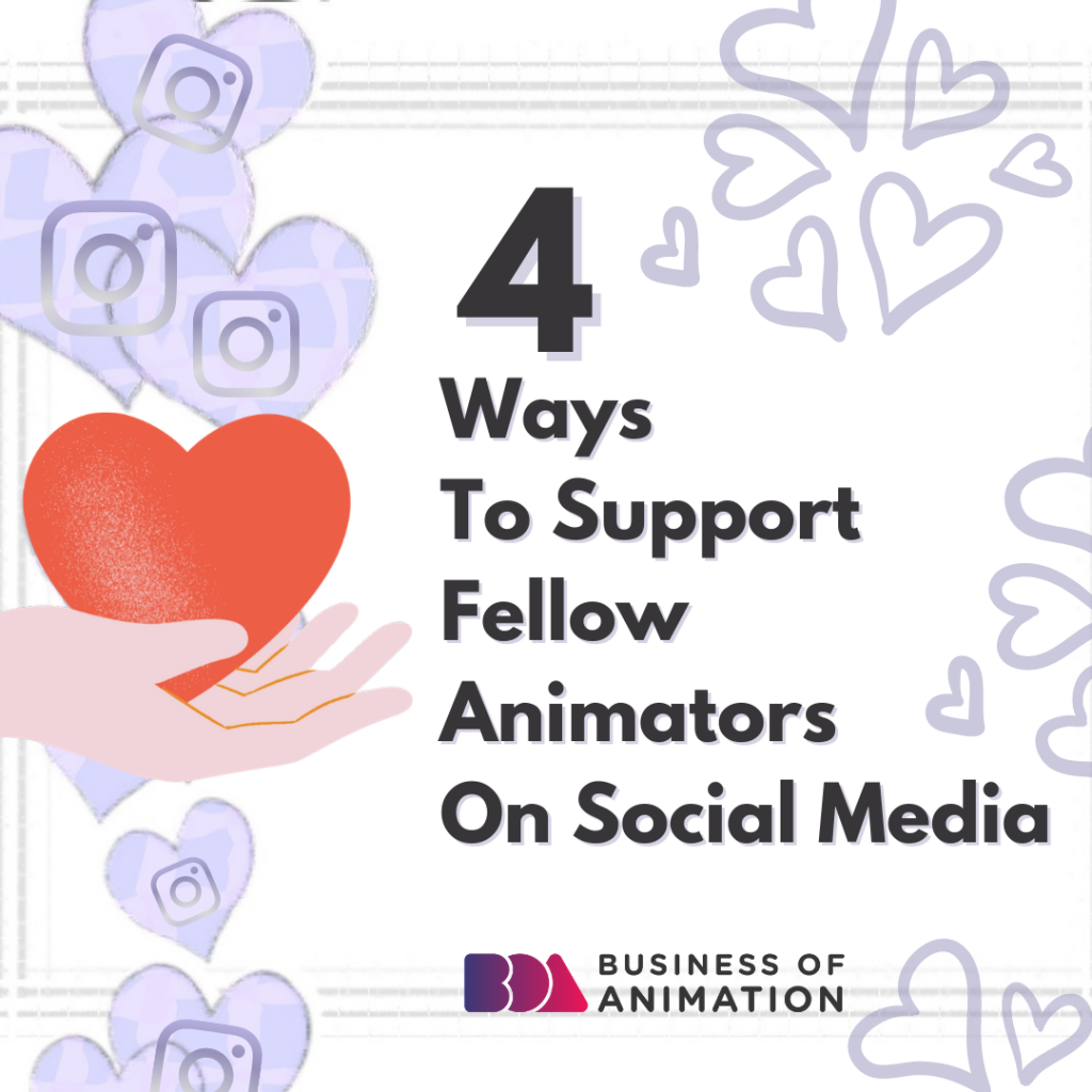 4 Simple And Free Ways To Support Animators On Instagram