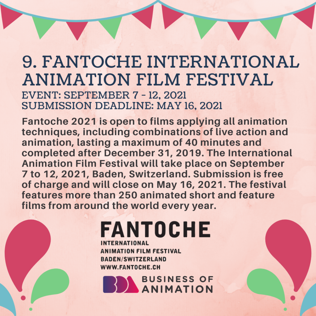 Fantoche International Animation Film Festival