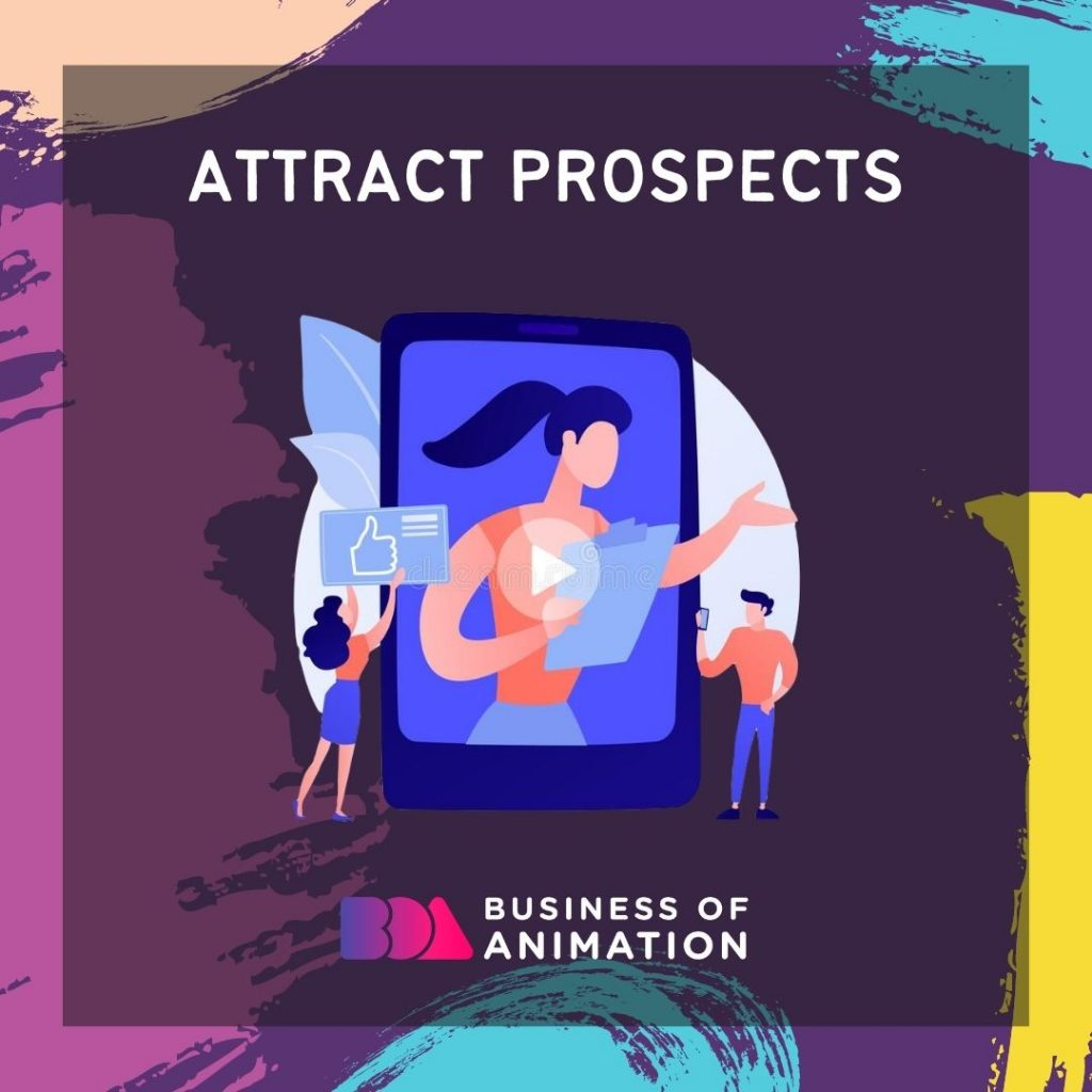 Attract prospects
