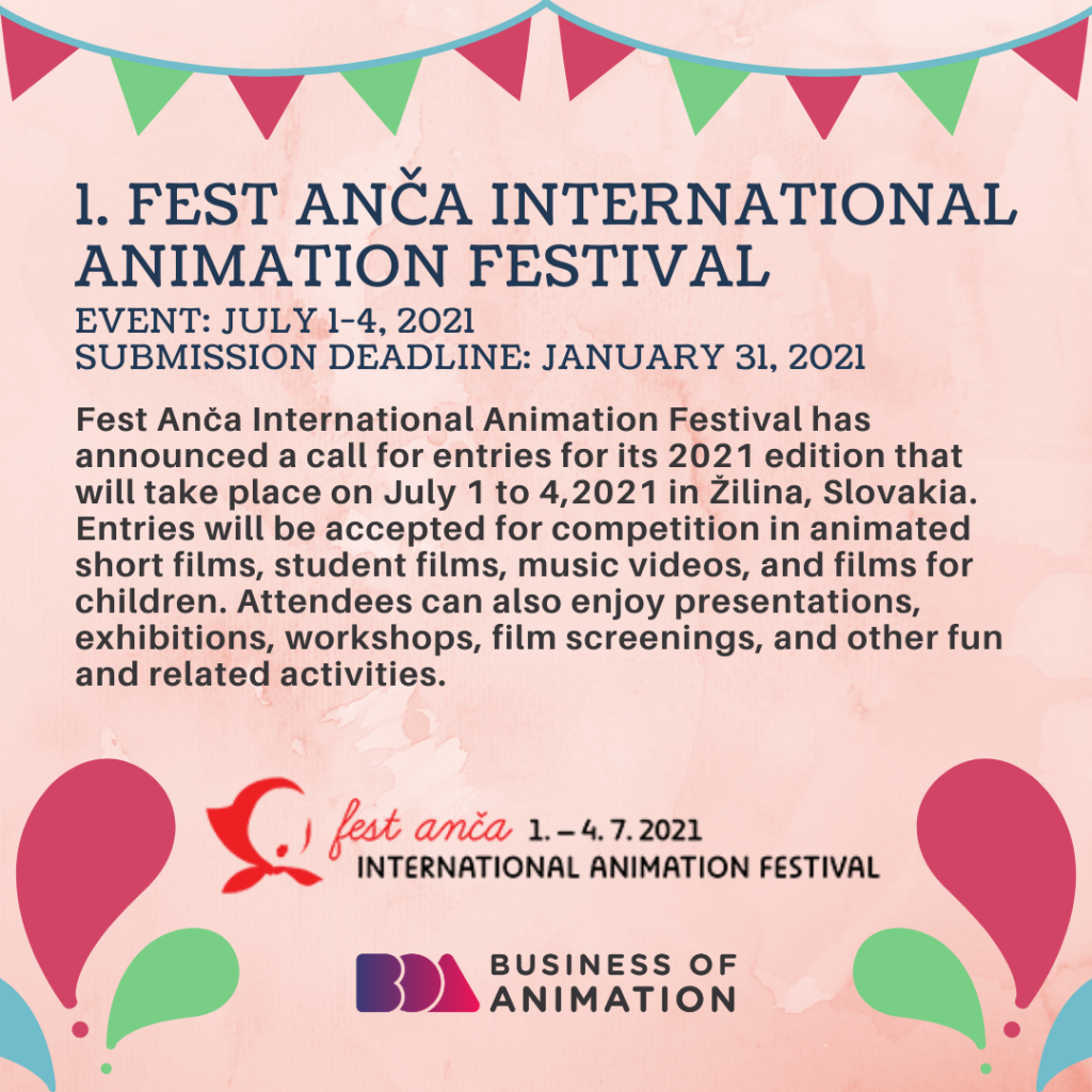 Fest Anča International Animation Festival