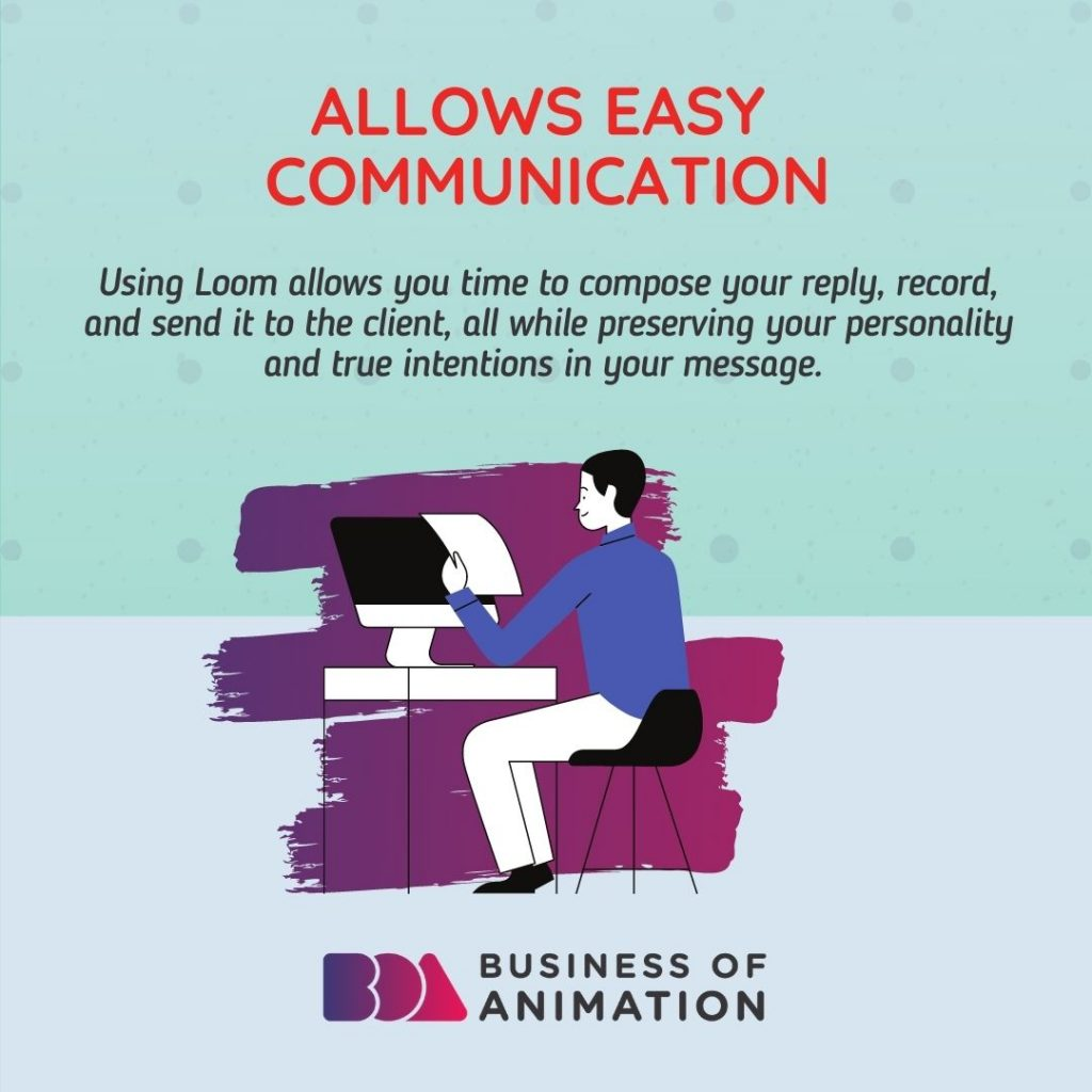 Allows easy communication