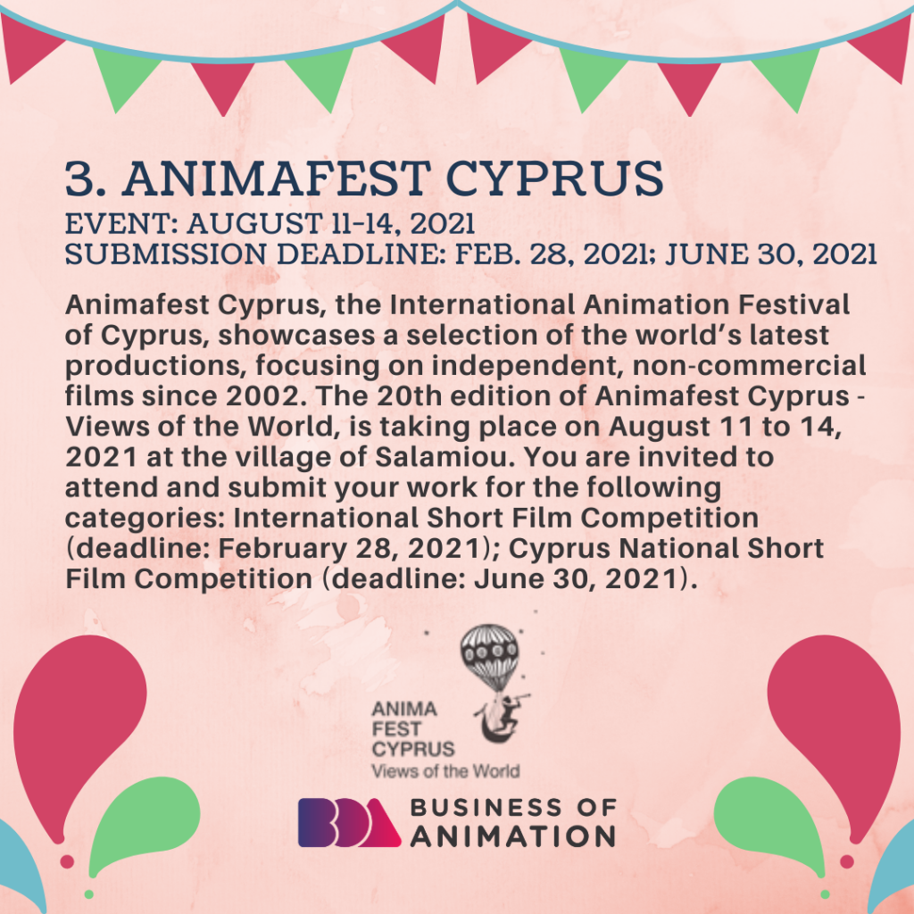 Animafest Cyprus