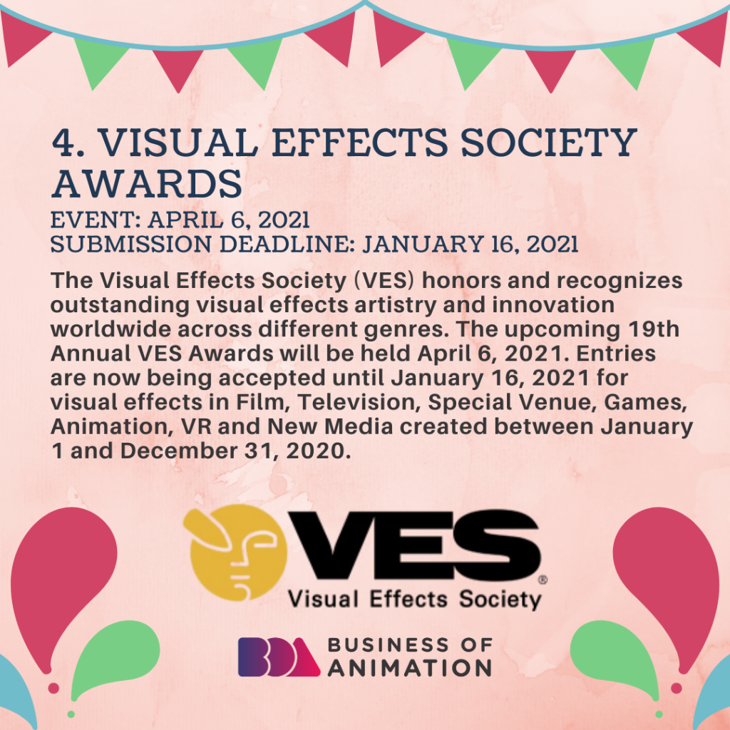 Visual Effects Society Awards