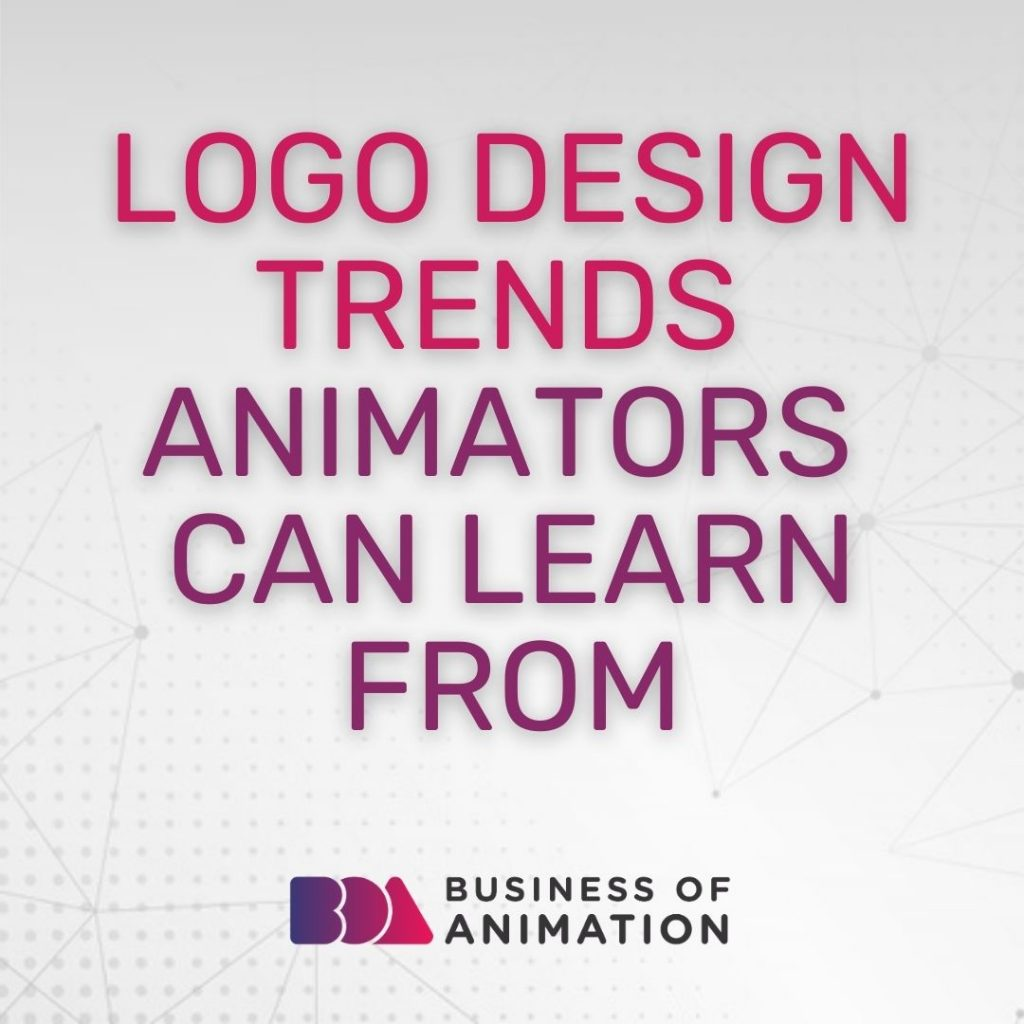 Logo Design Trends Animators Can Learn From