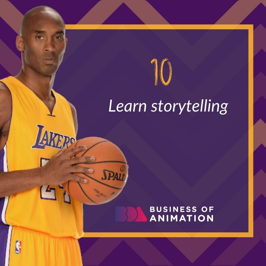 Learn Storytelling
