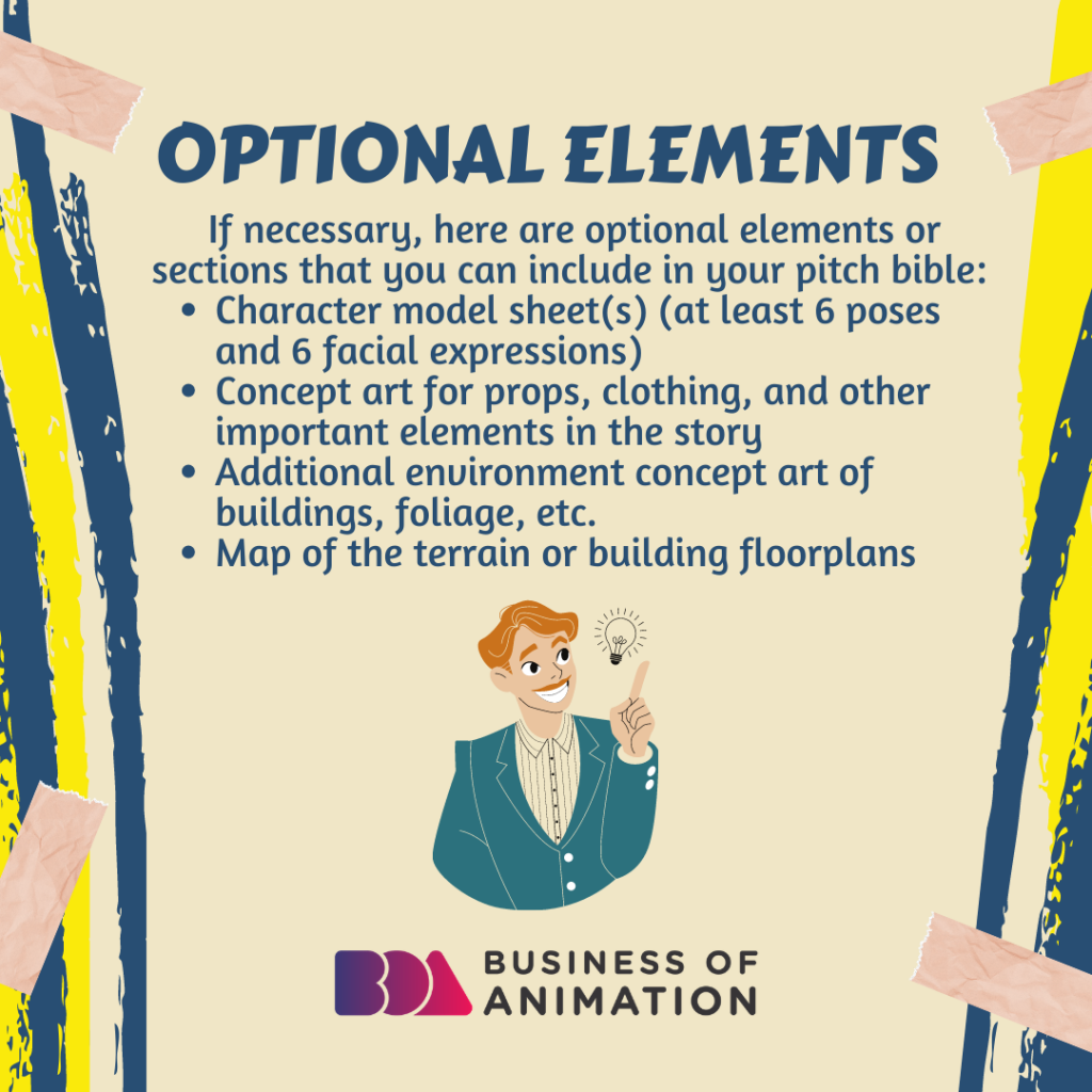 Optional Elements/Sections