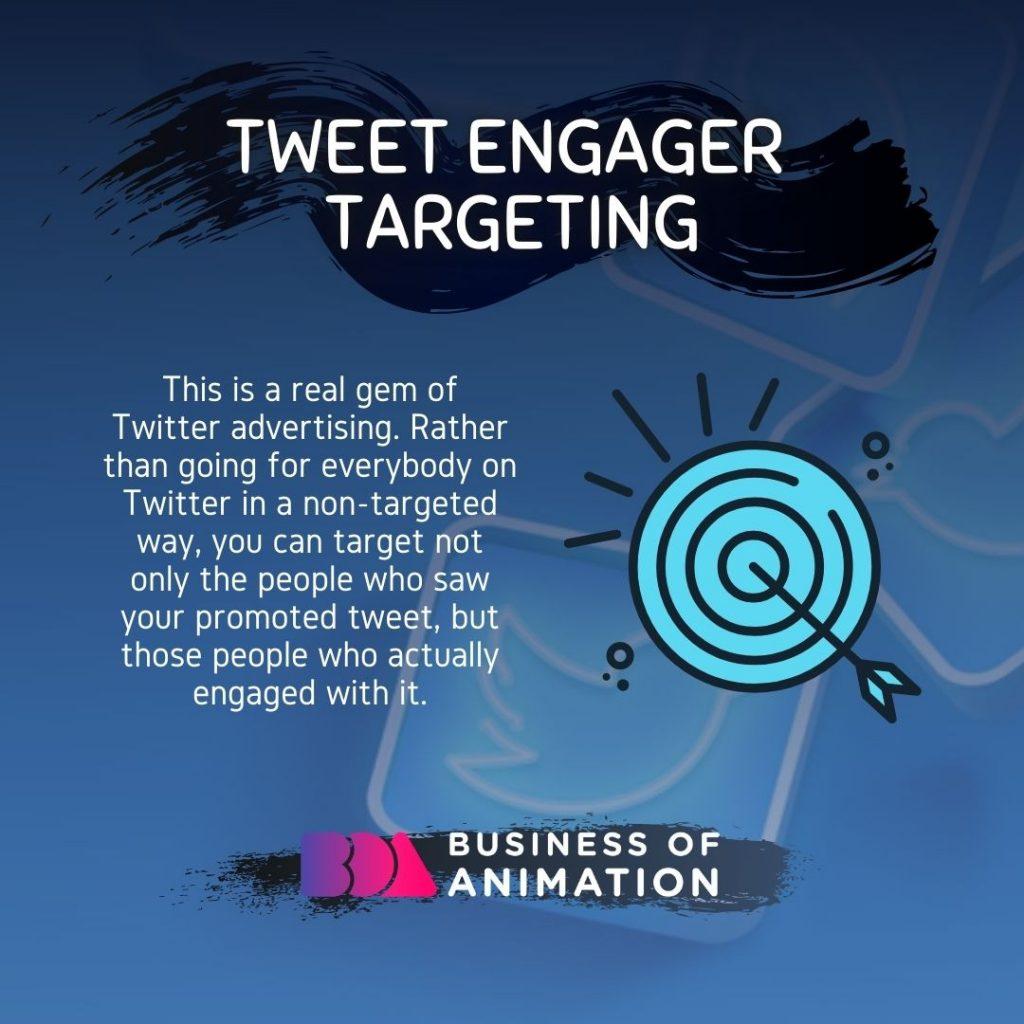 Tweet Engager Targeting