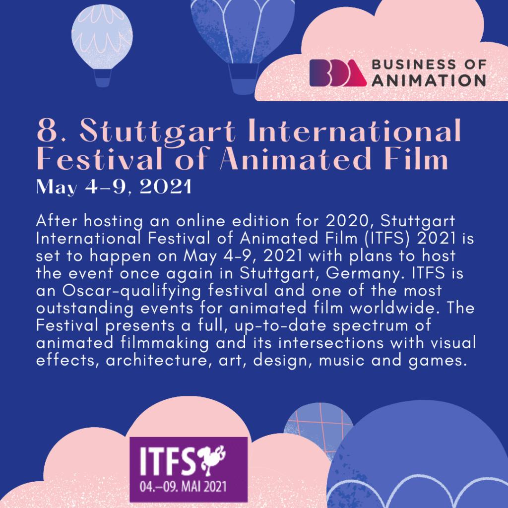 Stuttgart International Festival of Animated Film (ITFS)