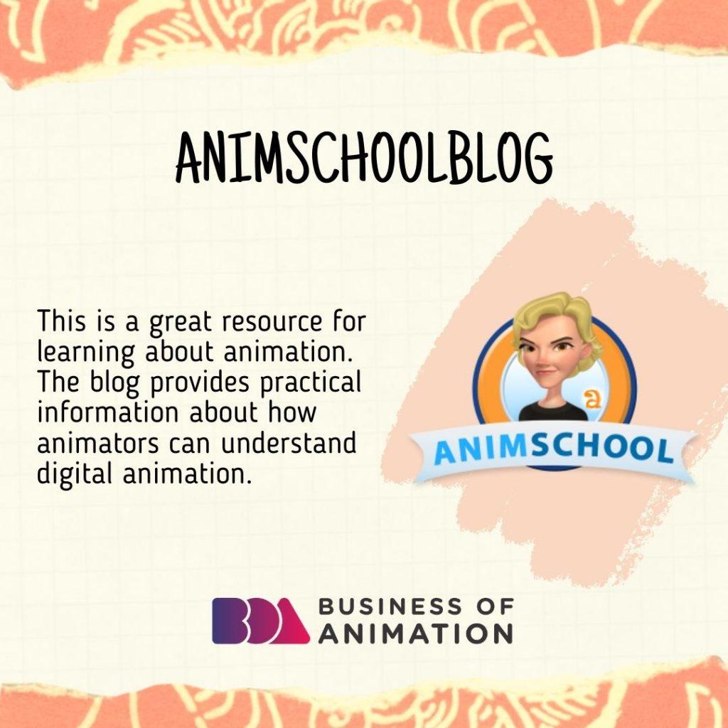 AnimSchoolBlog