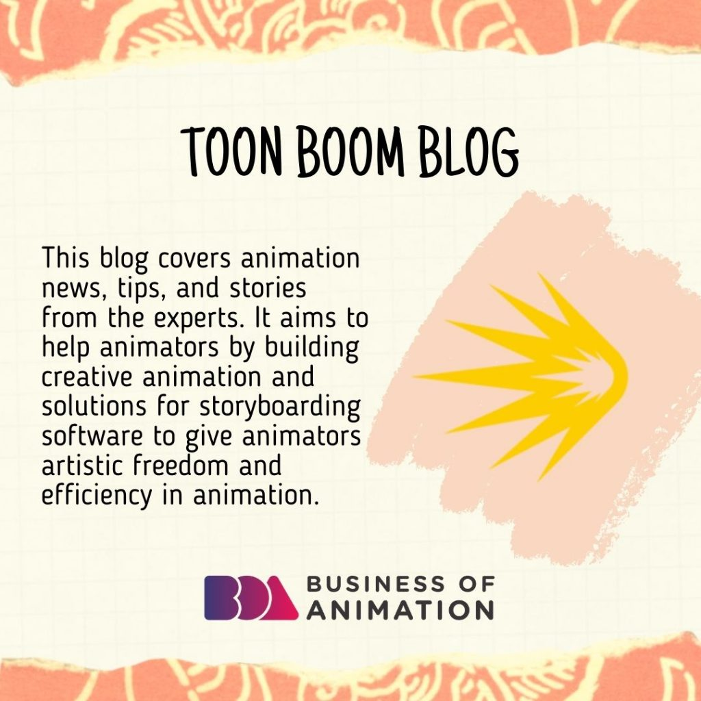 Toon Boom Blog