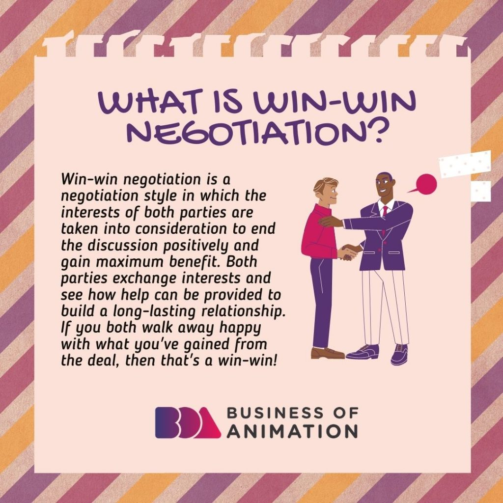 What Is Win-Win Negotiation?