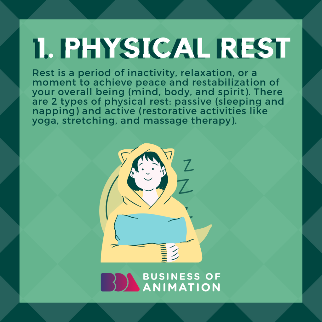 Physical Rest