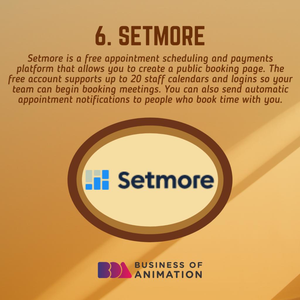 Setmore