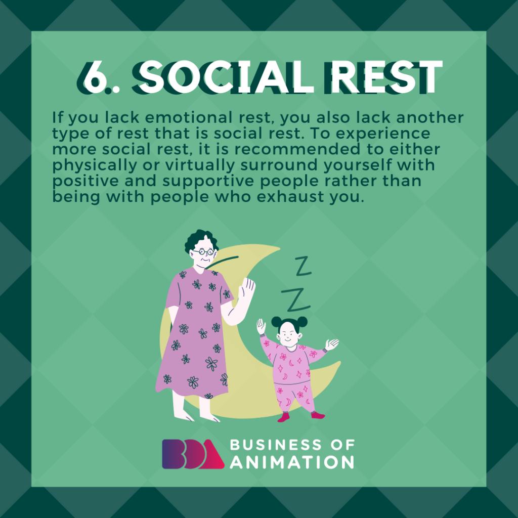 Social Rest