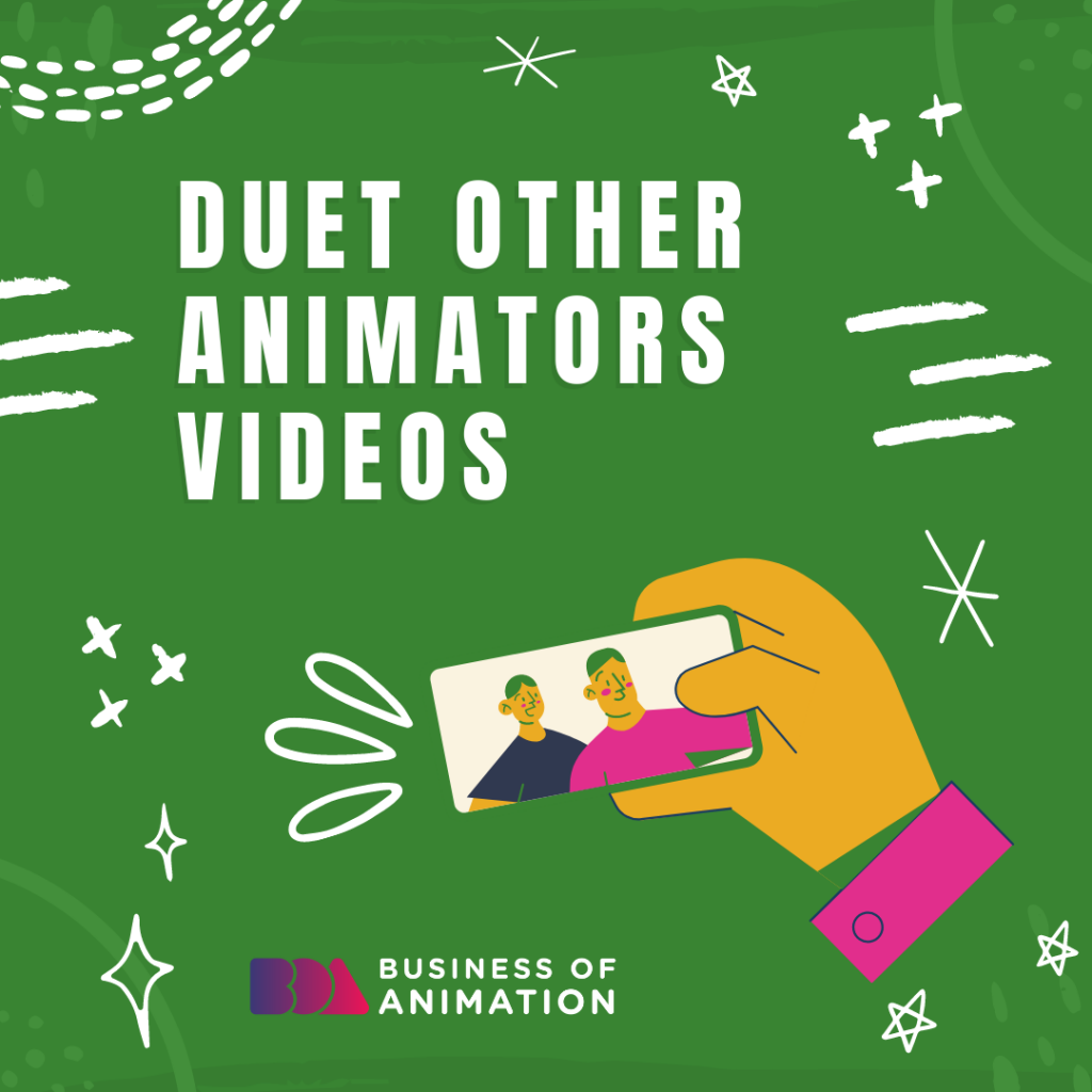 Duet other animators videos