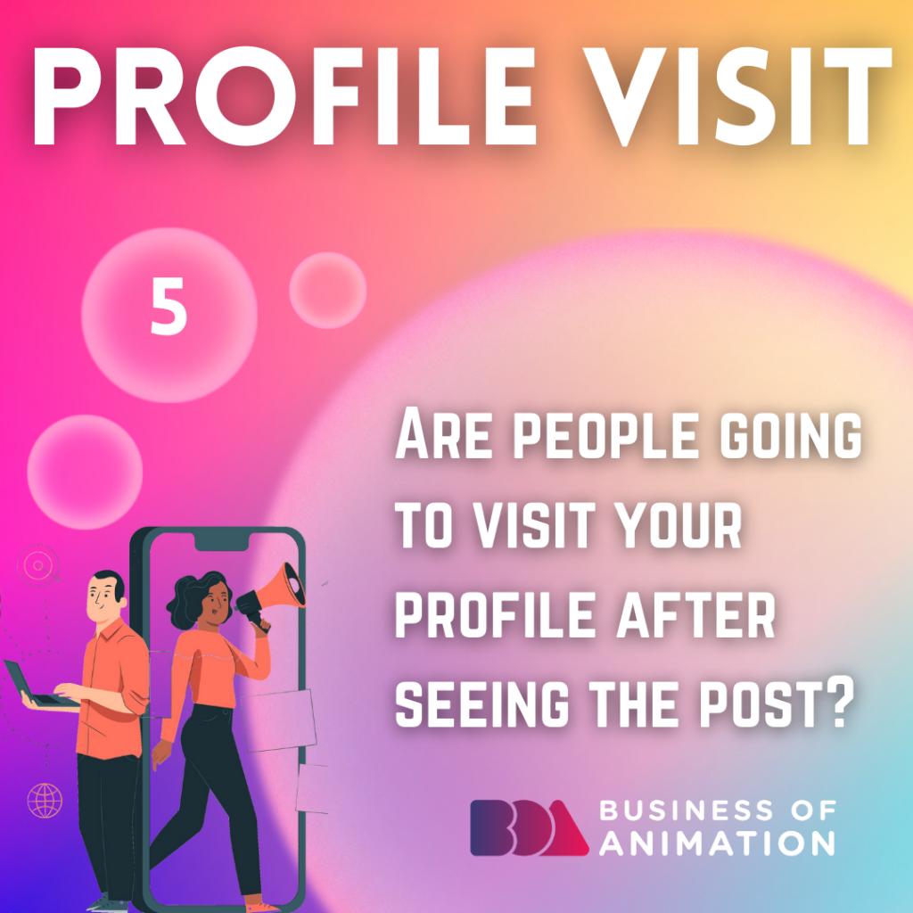 Profile Visit