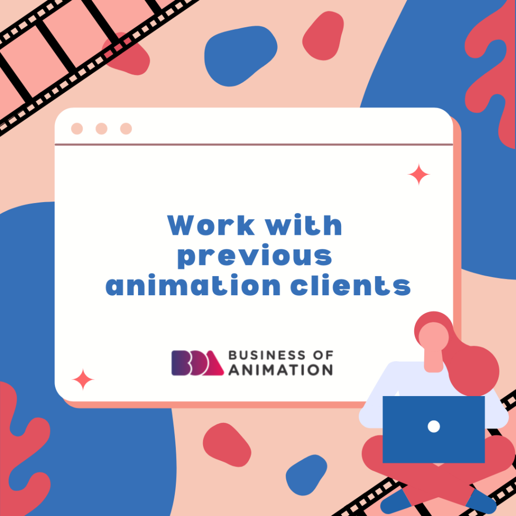 Work with previous animation clients